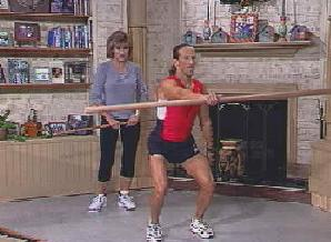 Personal Performance Q6 Squat and Toss The Institute for Physical and Sports Therapy